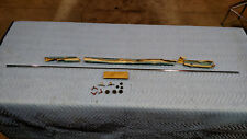 RARE VINTAGE 1966 CHEVY CAPRICE STATION WAGON NOS TAILGATE MOLDING #4227051 GM