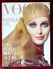 Vogue Italia ~ December 1968 ~ Samantha Jones Avedon Barbieri Juliette Mayniel