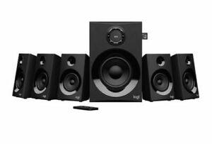 *New* Logitech Z607 5.1 Surround Sound Speaker System with Bluetooth Genuine