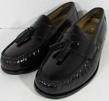 $160 Cole Haan Mens Pinch Grand Tassel Loafer Shoes, Burgundy, US 13