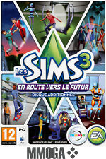Les Sims 3 En Route Vers Le Futur d'extension Into the Future PC EA Origin - FR
