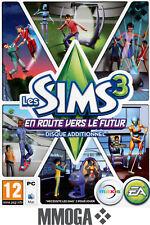 Les Sims 3 En Route Vers Le Futur d'extension Into the Future PC EA Origin - FR