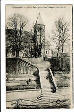 CPA -Carte postale-Luxembourg - Echternach -Ancienne Eglise de plus de 1000 ans