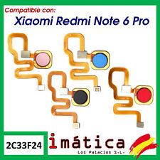 Button Home Flex Cable For Xiaomi Redmi Redmi Note 6 Pro Reader Fingerprints