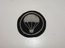 b9649 WW 2 US Army OSS Officers Airborne Paratrooper Cap Patch C20A16