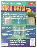 Lixit QLBB-1 Bird Bath