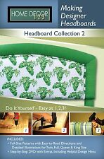 Home Decor 1-2-3 Making Designer Headboards Collection 2