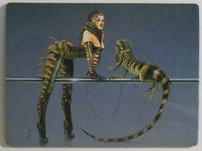 CHRIS ACHILLEOS Fantasy Art Fridge Magnet CHAIN OF FOOLS