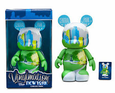 """Vinylmation Disney New York City 9"""" Mickey Mouse Central Park Limited Edition"""