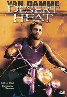 Desert Heat (DVD, 1999, Closed Caption)