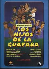 Los Hijos De La Guayaba DVD NEW Carmen Salinas leticia Perdigon Factory Sealed!