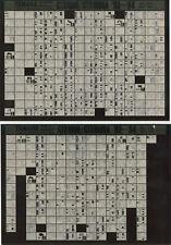 YAMAHA GTS 1000 _ Service Manual _ Microfich _ microfilm _ 93