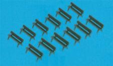 Platform Seats Green - N gauge Accessories - Model Scene 5180 - free post