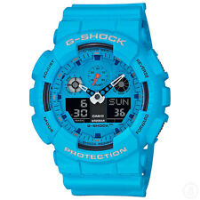CASIO G-SHOCK Rock Music Concept Special Colour Series Watch GShock GA-100RS-2A
