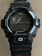 Casio G-Shock 3269 GR-8900A Black Sports Watch