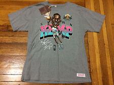 Mitchell Ness Shawn Kemp x Reebok Kamikaze Packer Shoes Shirt XL Remember Alamo