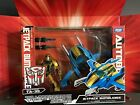 Japanese Transformers Animated - TA39 Jetpack Bumblebee Open Box For Sale