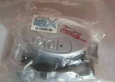COCA COLA Radio mit Kopfhöhrer 6 x 3 cm Neu unbenutzt OVP Sammlerstück