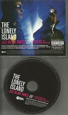 Andy Samberg THE LONELY ISLAND Jizz In My Pants RARE CLEAN TRK PROMO CD single