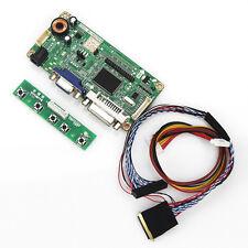 LCD LED Controller Board(VGA+DVI) for LTN156AT05 B156XW02 V.2 BT156GW01 v4