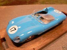1/43 Vroom r153 Jaguar D-Type azul (1954 - 1960)
