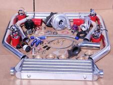 Scion Universal 7psi Upgrade T3t4 Turbo Turbocharger Kit Ar 63 Stage 3 350hp