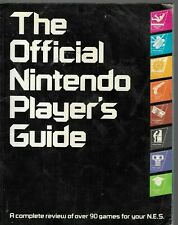 The Official Nintendo Player's Guide - NES