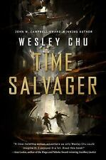 Time Salvager, Chu, Wesley, Acceptable Book