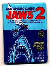 Jaws 2 (Movie) Trading Card Pack