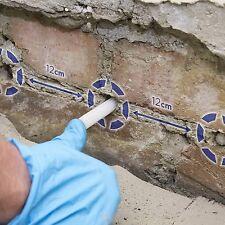 Horizontalsperre Dryrod 10 Sticks gegen aufsteigende Feuchtigkeit  Wand Keller