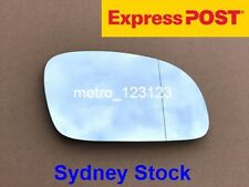 RIGHT DRIVER SIDE MIRROR GLASS FOR VOLKSWAGEN BEETLE 2000 - 2011