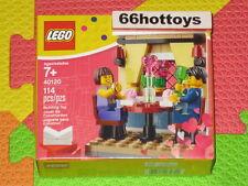 LEGO 40120 Seasonal Valentine's Day Dinner NEW