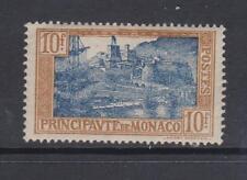 Monaco - SG 105 - m/m - 1925 - 10f - View of Monaco