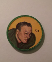 Nally's Chips (1963) - CFL Picture Discs - Bill Mitchell - #103 of 150 -- Rare