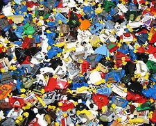 Lego Bulk Lot Of 100 New Minifigure Torsos With Hands Town Police City Minifigs