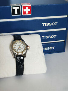 TISSOT PR100 Automatic Ladies Watch In Vintage TISSOT 150 Years Anniversary Box