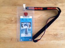 Super Bowl XLl Ticket And Holder