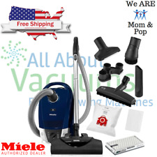 Miele Electro + Plus C2 Compact Vacuum Cleaner - For All Flooring & Carpets