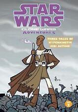 Clone Wars Adventures, Vol. 2 (Star Wars) Blackman, Haden Paperback Book New