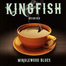 Kingfish With Bob Weir - Minglewood Blues (2015)  CD  NEW/SEALED  SPEEDYPOST