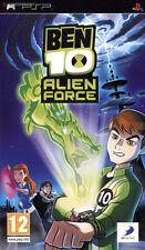 Ben 10: Alien Force PSP USATO ITA
