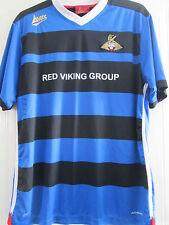 Doncaster Rovers Match Worn under 18 Away Football Shirt no 2 /39542