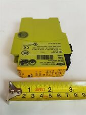 Pilz PZE-X4P Safety Relay 24VDC 4n/o 777585 2.5W - New (but scuffed)