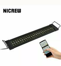 Nicrew Rgb Plus Aquarium Light, Freshwater Aquarium Led Light with Remote Contro