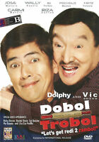 Filipino Tagalog Movies on DVD For Sale: Dobol Trobol (Dolphy & Vic Sotto)