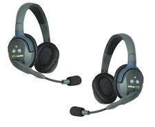 Eartec ul2d intercomsystem-oír hablar - - al mismo tiempo-dúplex completo 2 personas