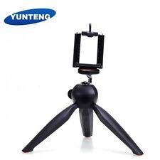 YUNTENG 228 Mini Self-Tripods Holder Clip Desktop For Digital Camera Smartphone