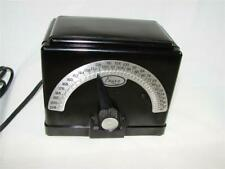Franz Electric Metronome Model Lm-4 Black Bakelite Art Deco Styling-Tested-Sharp
