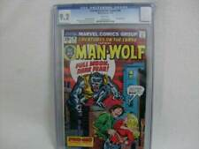 Creatures On The Loose 30 Cgc 9.2 (1st Simon Stroud,Man-wolf begins )