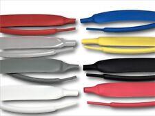 Meterware Schrumpfschlauch 2:1 3:1 4:1 - mit / ohne Kleber - verschiedene Farben